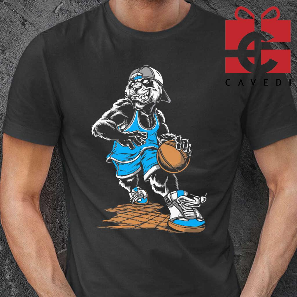 The+Best+Wolf+Basketball+Player+Tee+Shirts+Black+1