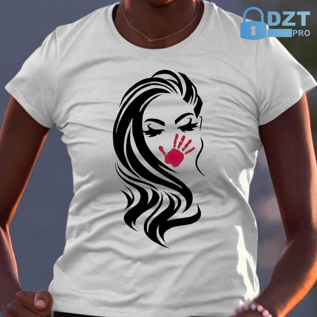 Native Girl No Silence Tshirts White Apparel white - from dztpro.co 2