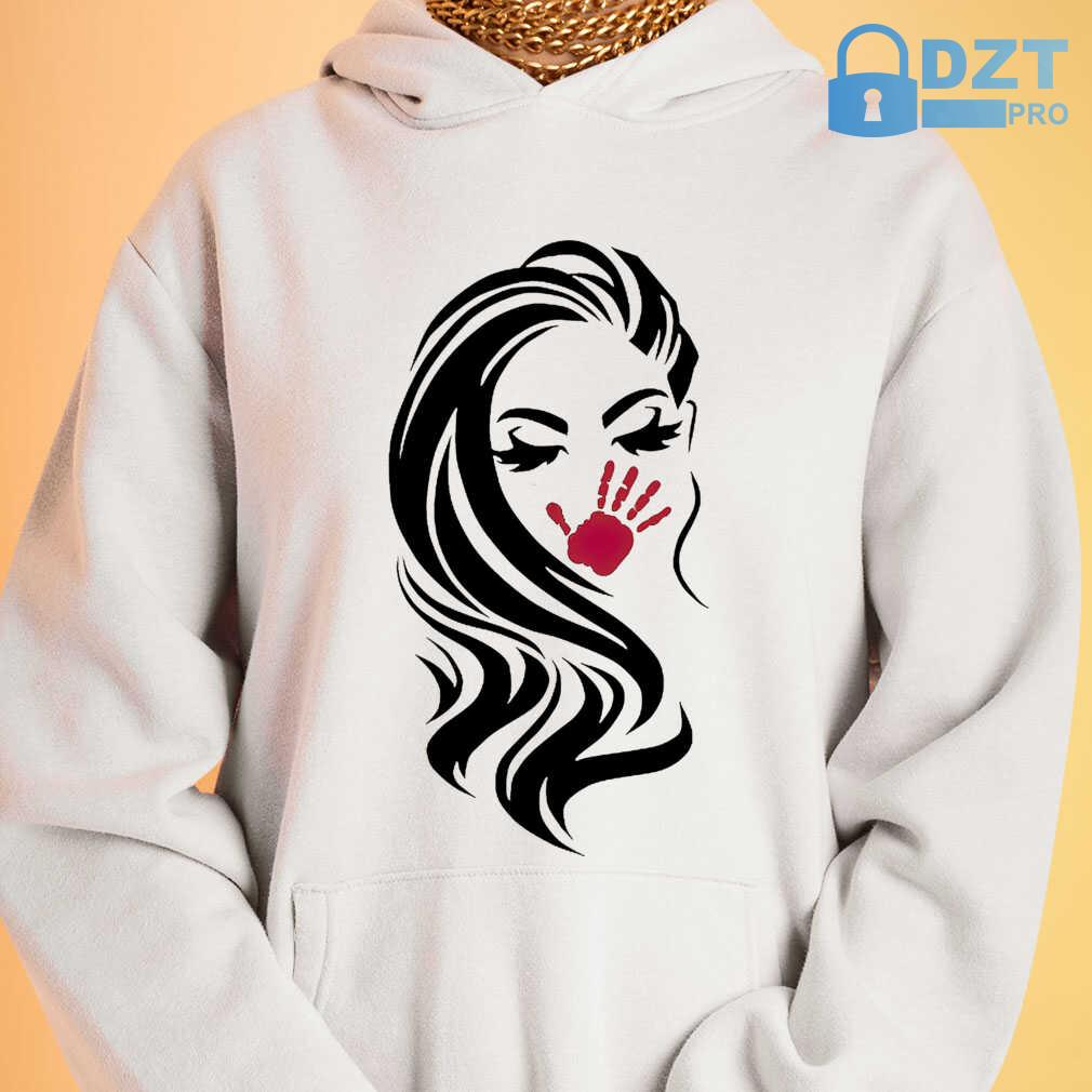 Native Girl No Silence Tshirts White Apparel white - from dztpro.co 3