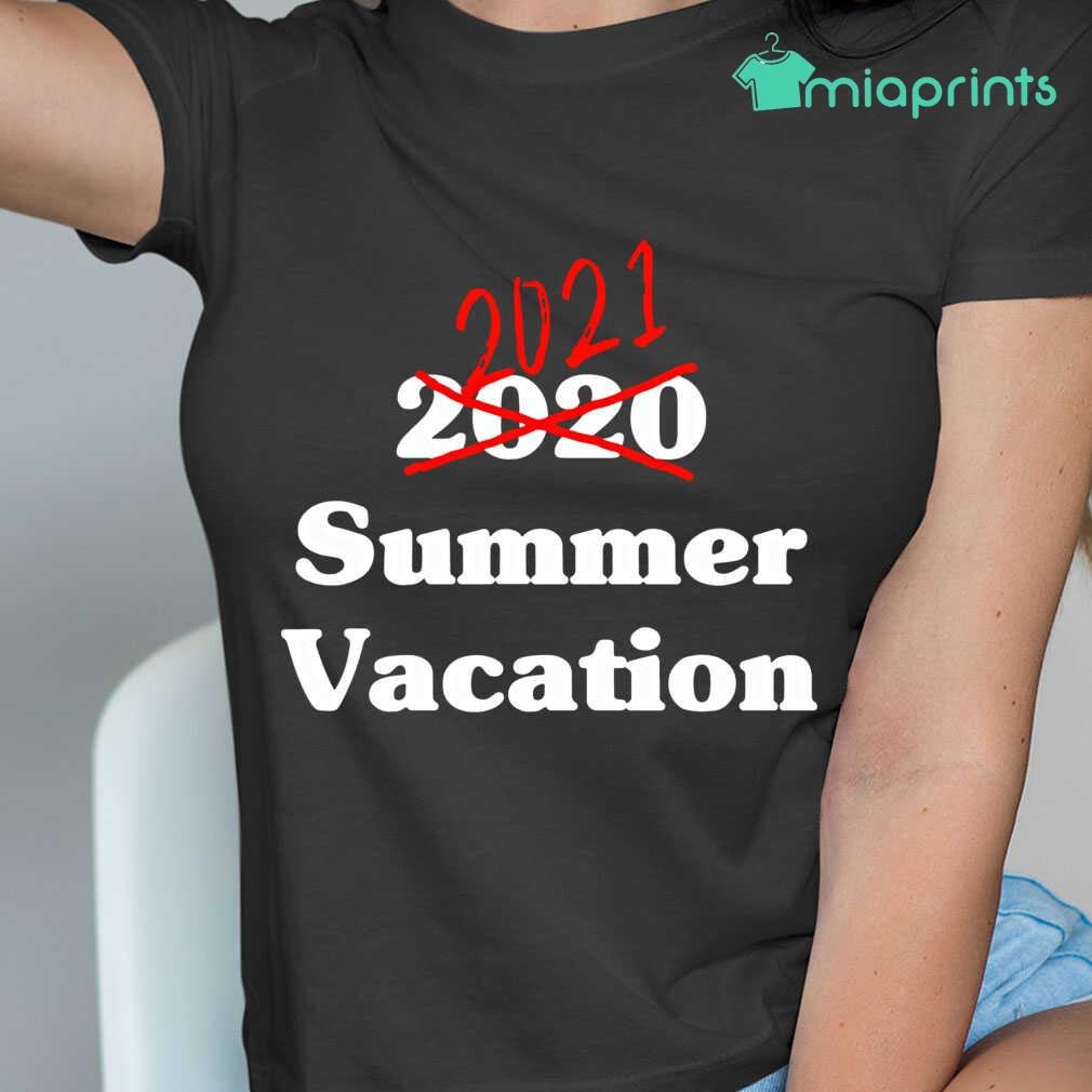 2021 Summer Vacation Tee Shirts Black - from miaprints.co 2
