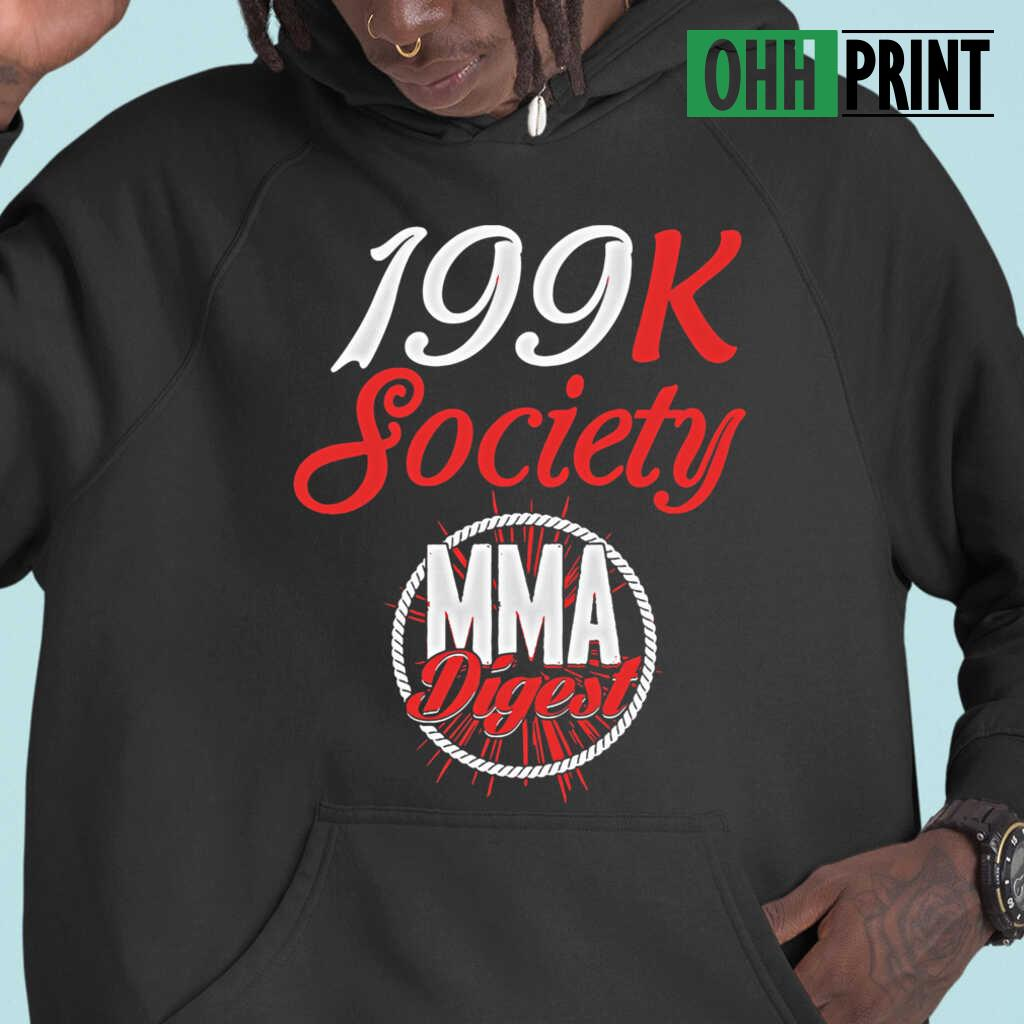 199 K Society Mma Digest T-shirts Black - from ohhprint.co 3