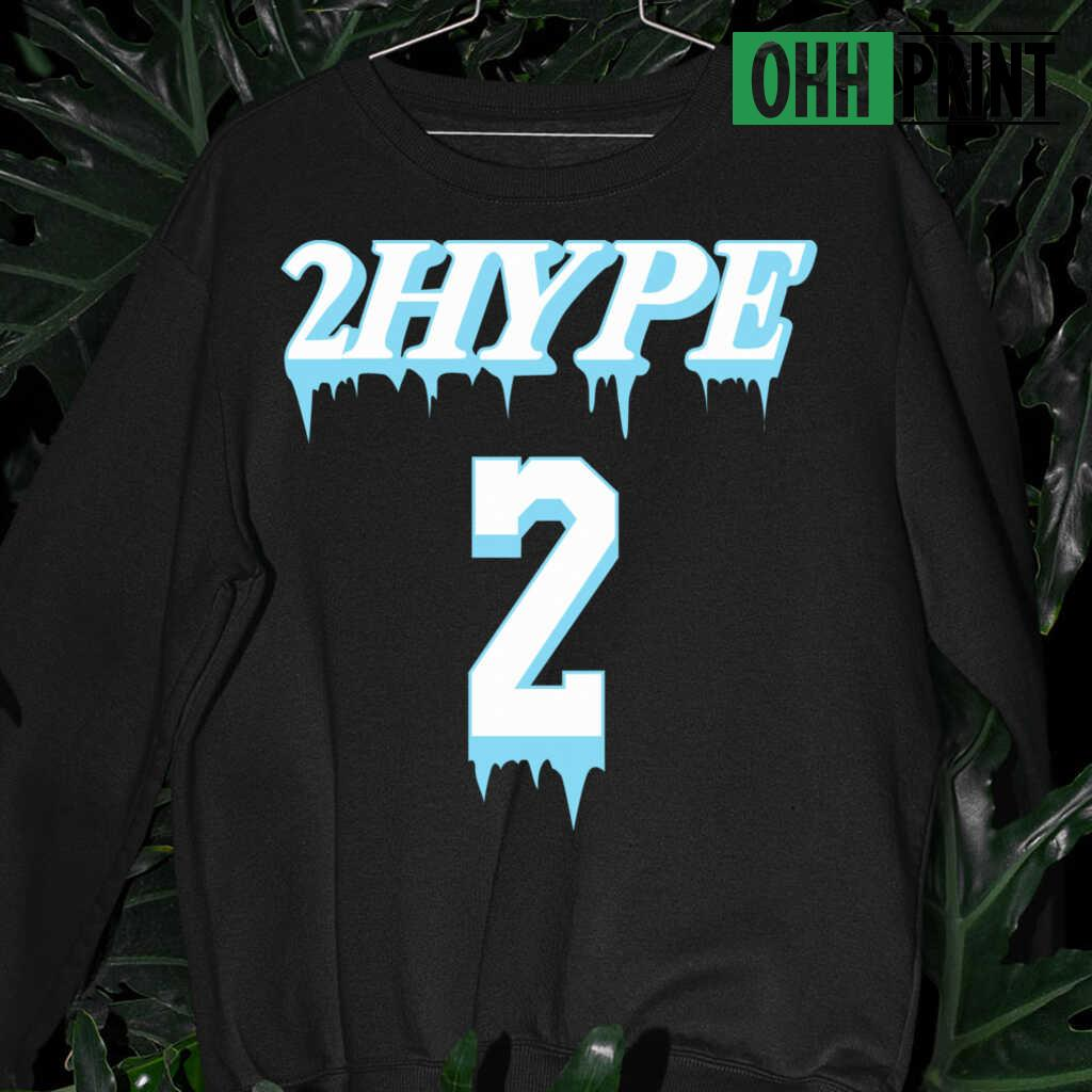 2Hype 2 House T-shirts Black Apparel black - from ohhprint.co 3