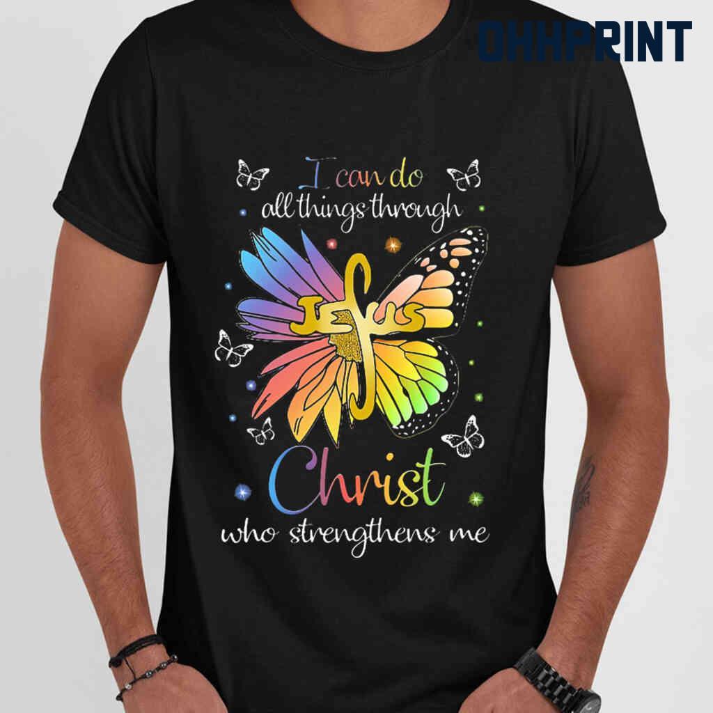 Christ butterfly