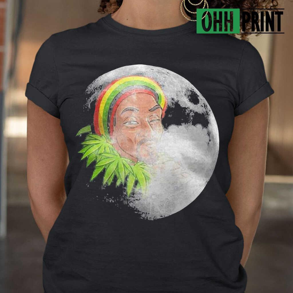 Native Smoke Weed Moonlight T-shirts Black - from ohhprint.co 2