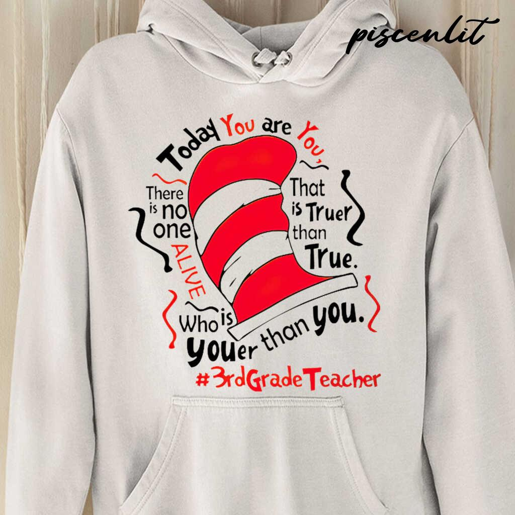 3rd Grade Teacher Today You Are You Tshirts White - from piscenlit.com 3