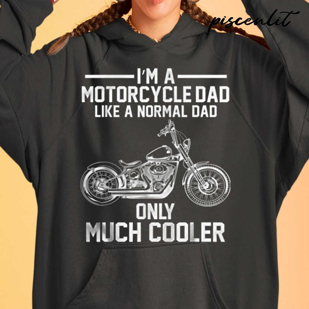 I'm A Motorcycle Papa Biker Dad Bike Motorbike Fathers Day Tshirts Black - from piscenlit.com 3