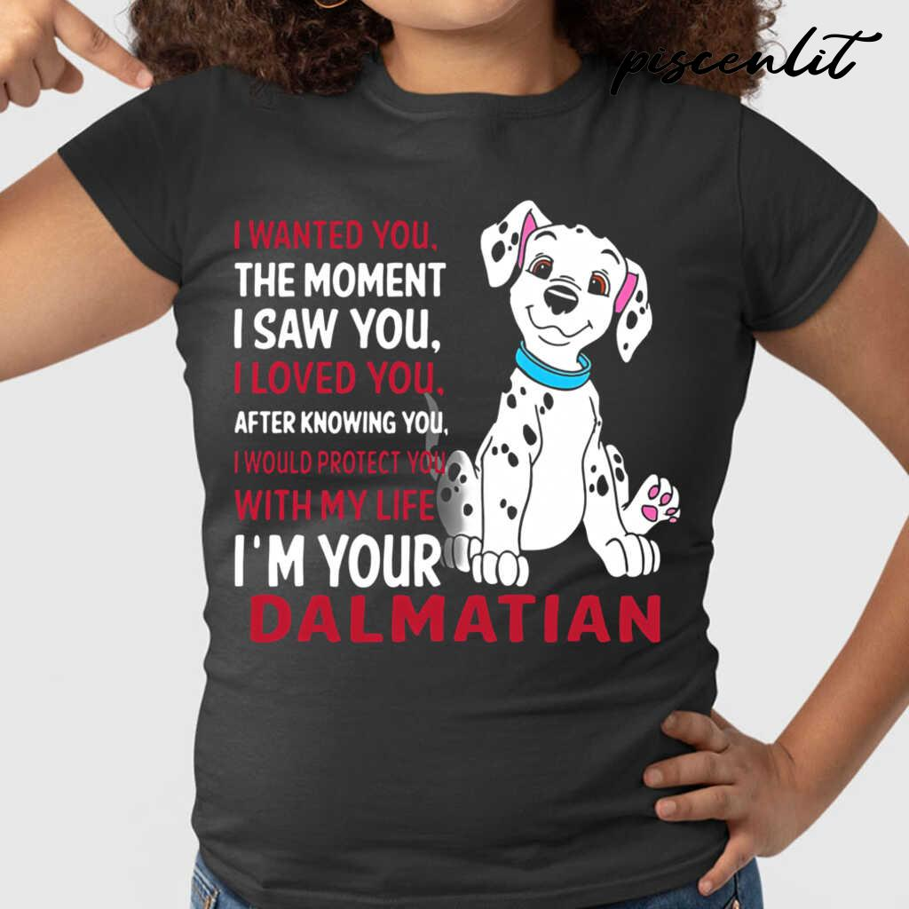 I Wanted You The Moment I Saw You I Loved You After Knowing Tshirts Black - from piscenlit.com 2
