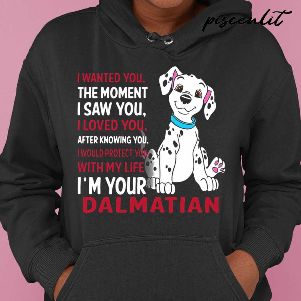 I Wanted You The Moment I Saw You I Loved You After Knowing Tshirts Black - from piscenlit.com 4
