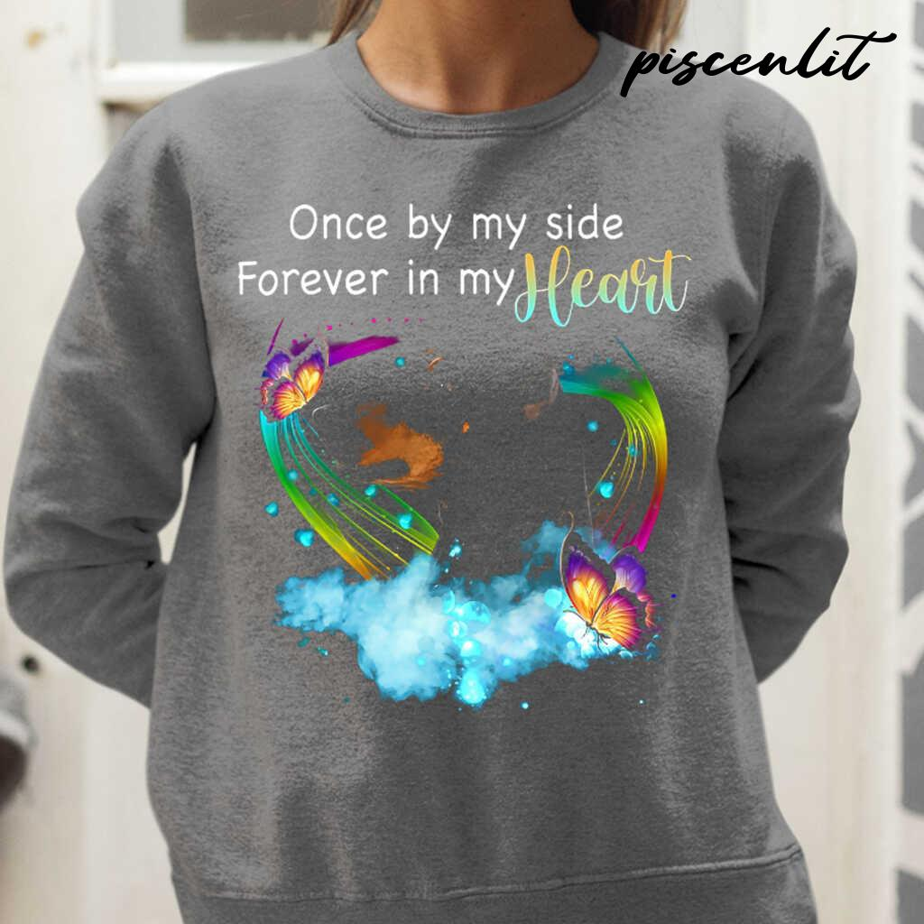 Manchester Terrier Once By My Side Forever In My Heart Tshirts Black - from piscenlit.com 2